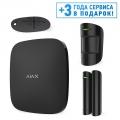 Комплект сигналізації Ajax StarterKit чорний